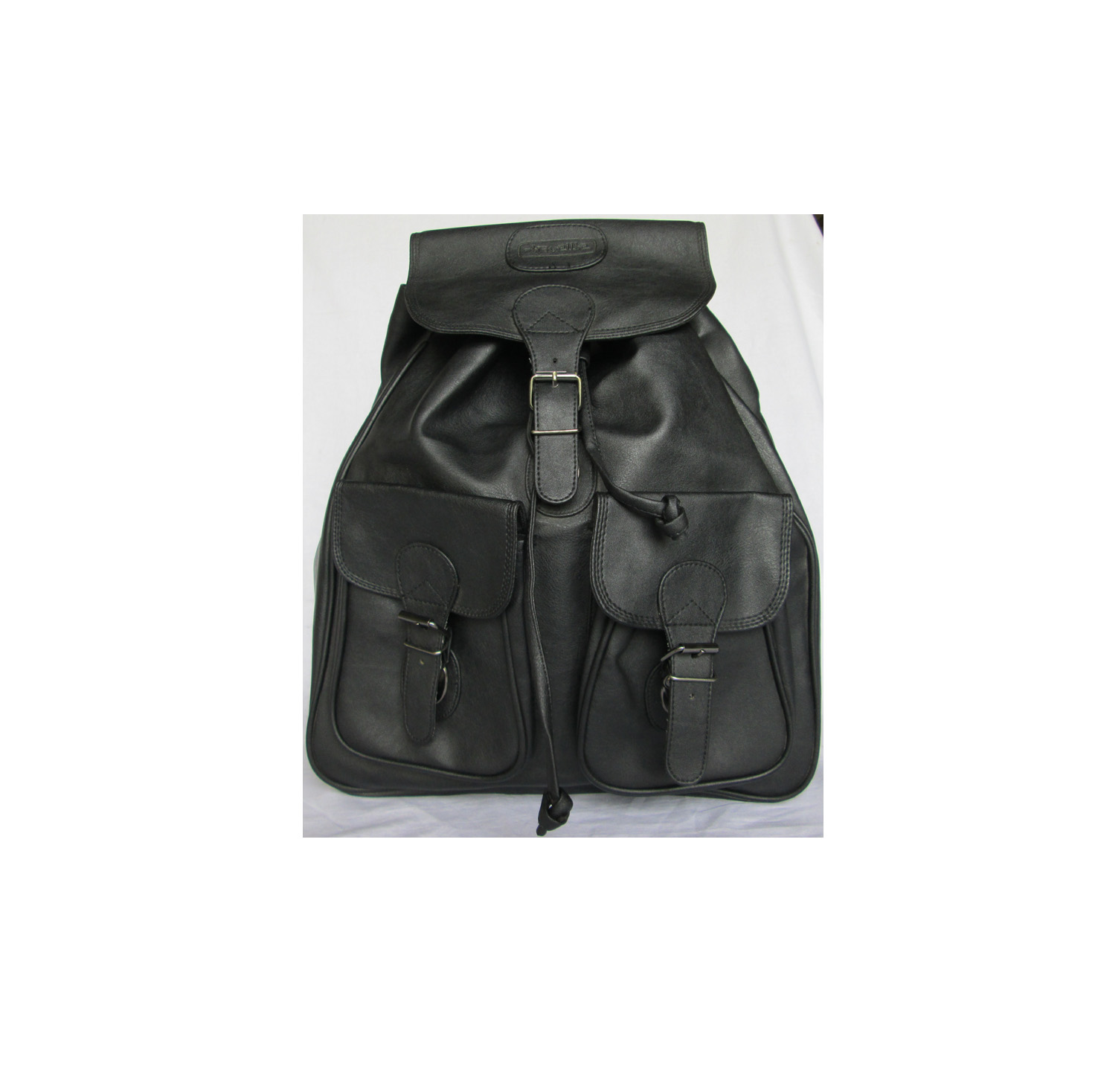 Genuine Leather backpack-203