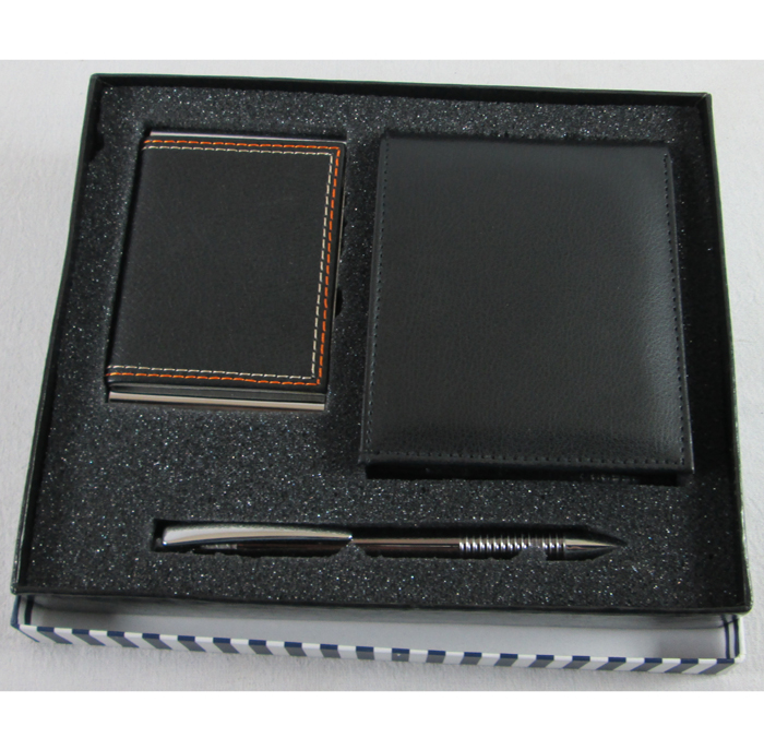Card Holder , Gents Wallet and  Pen code 714